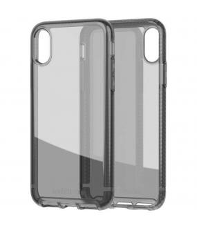best website 4980d feb9a Tech 21 Pure Clear Case For iPhone X Smoke