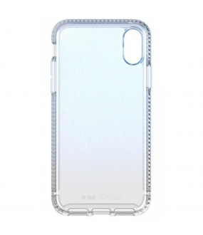 the latest 4b521 530e7 Tech21 Pure Shimmer Case For iPhone X/XS-Blue